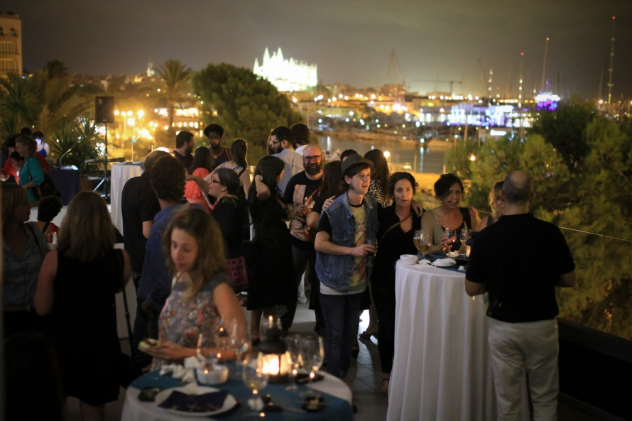 Festa de mecenes a l'Hotel Costa Azul